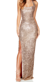 Nookie Fantasy Gown - Front cropped