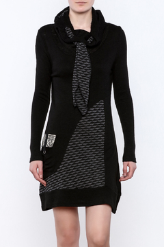 Shoptiques Product: Eclectic Black Dress