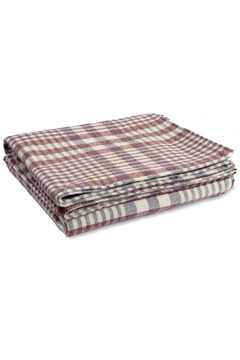 Shoptiques Product: Cumberland Plaid Blanket