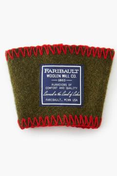 Shoptiques Product: Wool Coffee Sleeve