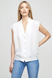 L'Agence Farina Blouse - Front cropped