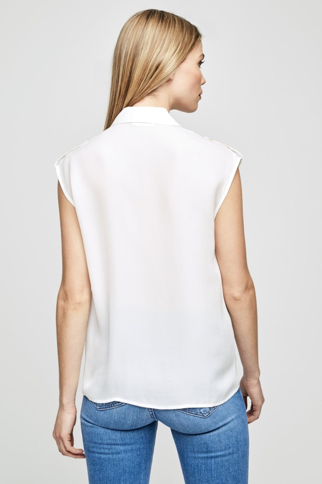 L'Agence Farina Blouse - Side Cropped Image