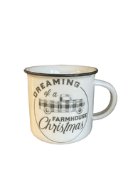 The Birch Tree Farmhouse Christmas Mug - Product Mini Image
