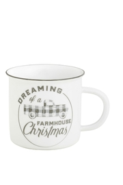 Collins Paintings Farmhouse Christmas Mug - Product Mini Image