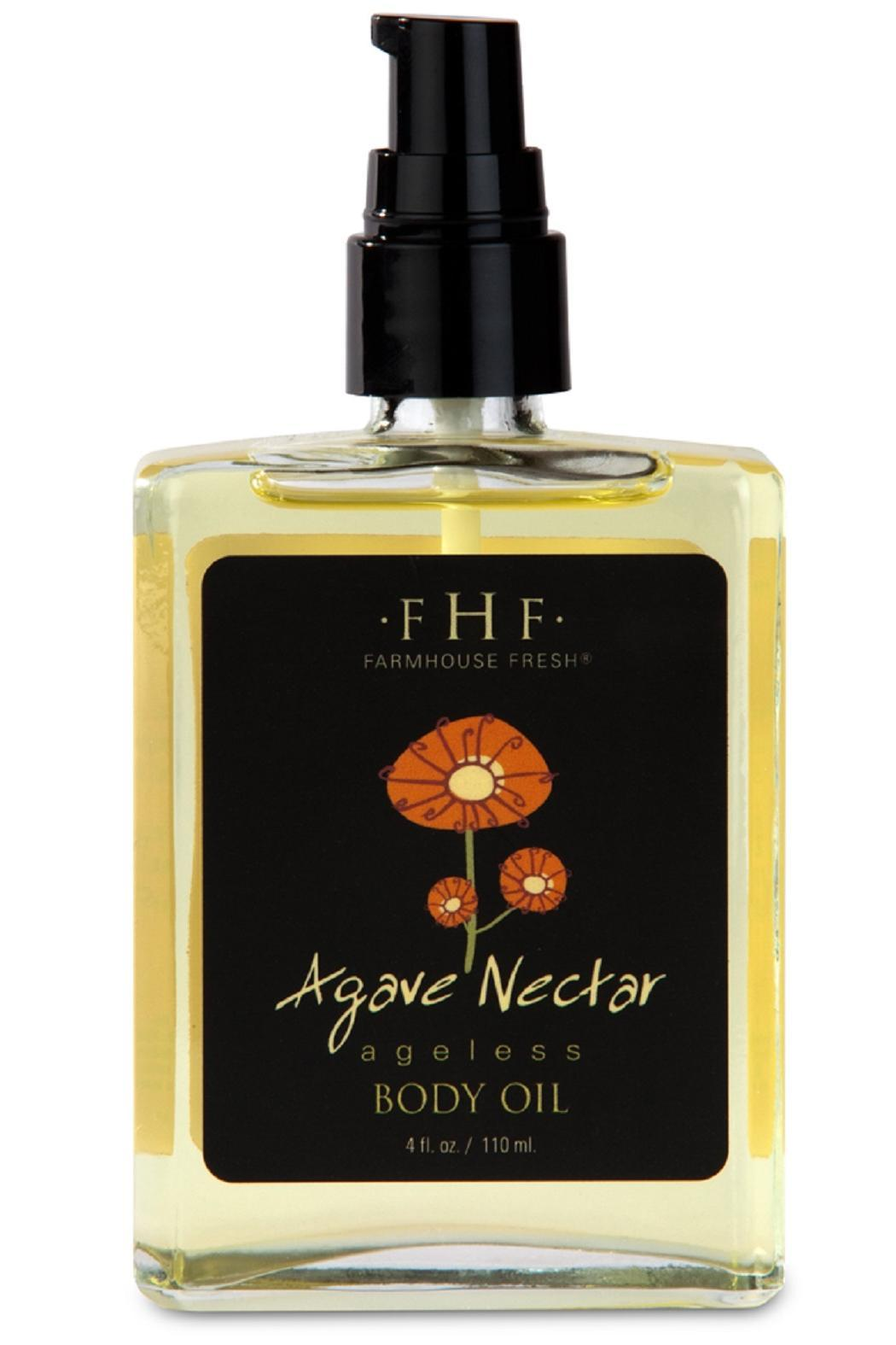 Farmhouse Fresh Agave Body Oil - Front Cropped Image