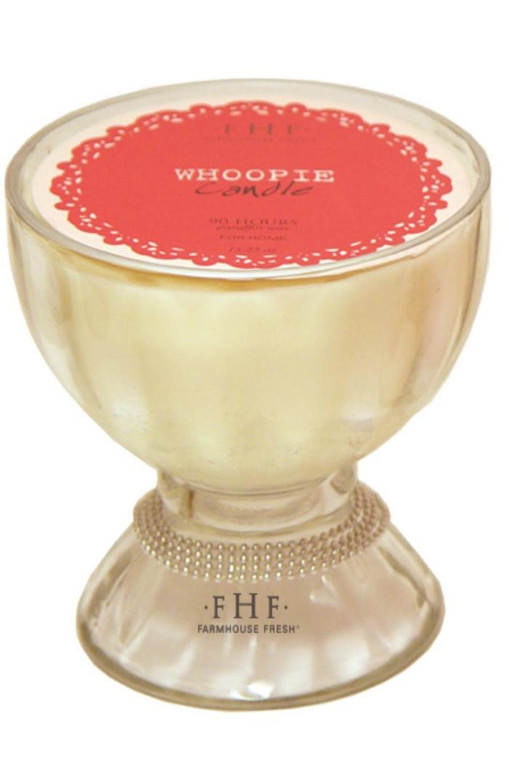 Farmhouse Fresh Whoopie! Cream Candle - Front Cropped Image