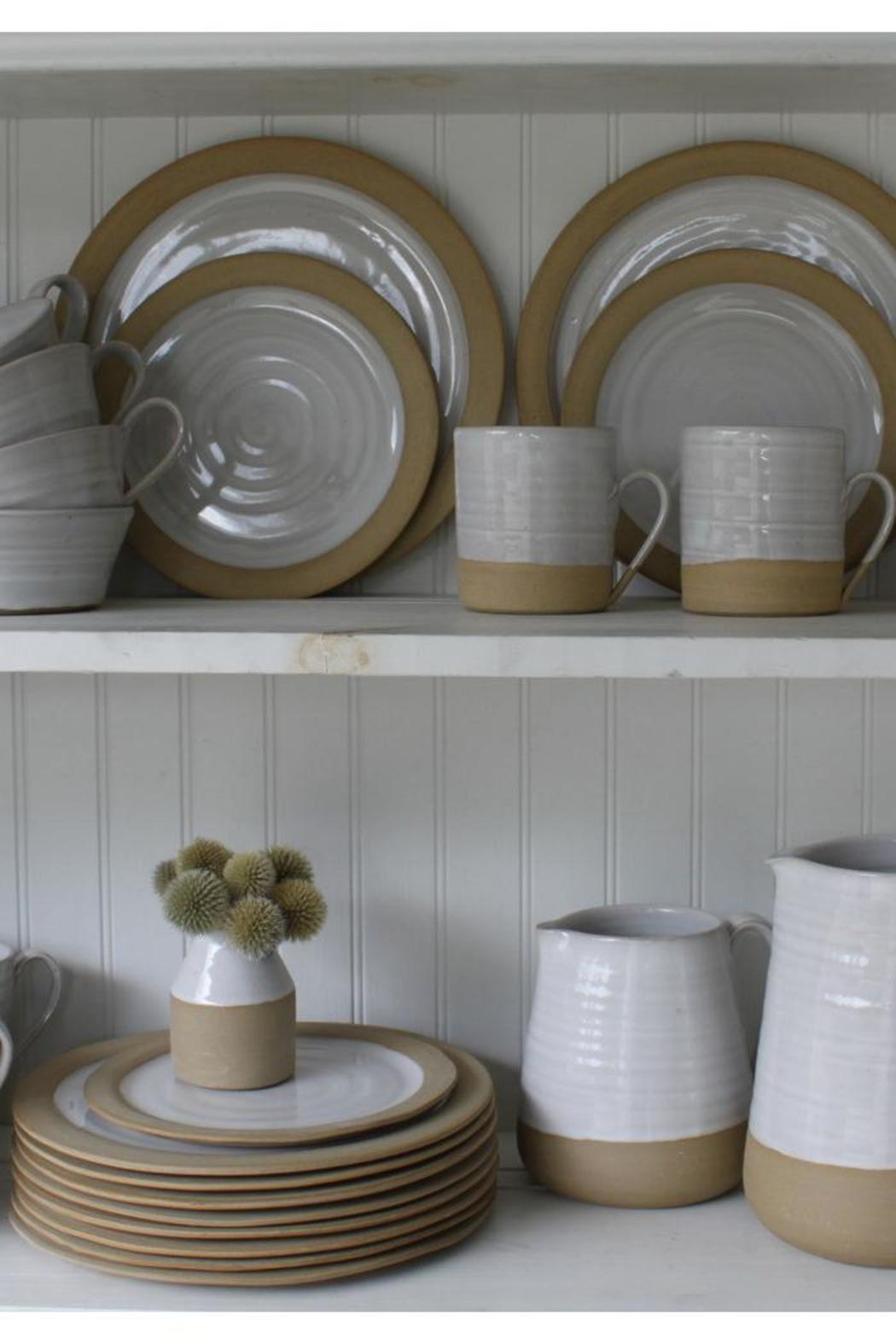 Farmhouse Pottery Silo Side Plate - Back Cropped Image