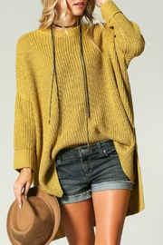KyeMi Farrah Oversized Sweater - Product Mini Image
