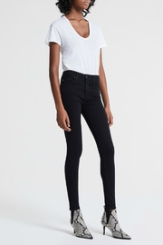 AG Adriano Goldschmied Farrah Skinny Overdye - Front cropped