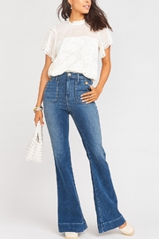 Show Me Your Mumu Farrah Trouser Jean - Product Mini Image
