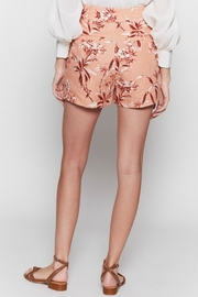 Joie Farron Print Shorts - Back cropped