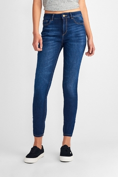 Shoptiques Product: Farrow Ankle High Rise Jeans Delancy