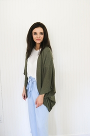 Fascination Tess Ann Cardigan - Front cropped