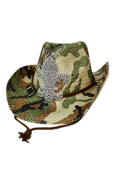Shoptiques Product: Fashion Cowboy Hat