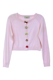 ANTONELLO SERIO Fashion Crop Cardigan - Product Mini Image