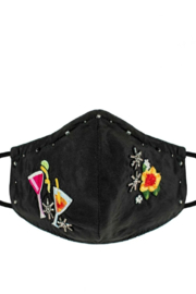 Mary Frances Fashion Face Mask - Front cropped