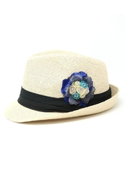 Nadya's Closet Fashion Fedora Hat - Product Mini Image