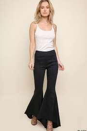 Umgee USA Fashion Flare-Leg Pants - Product Mini Image