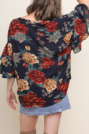 Umgee USA Fashion Frenzy top - Front full body
