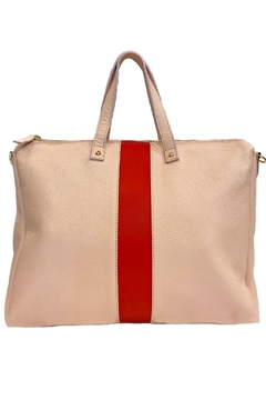 Leather Country Fashion Leather Tote - Product List Image