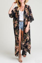 Jodifl Fashion Longline Cardigan - Product Mini Image