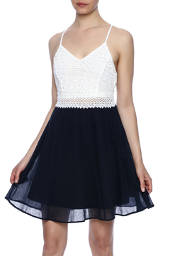 fashion on earth Crochet Top Dress - Product List Image