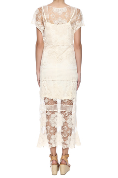 fashion on earth Ivory Romance Dress - Alternate List Image