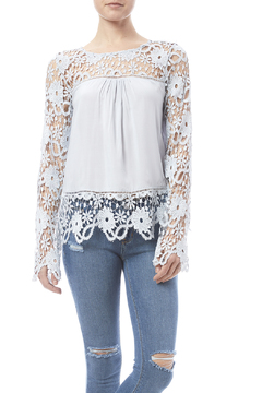 fashion on earth Romance Blouse - Product List Image