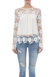 fashion on earth Romance Blouse - Side cropped
