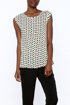 Fashion Pickle Lovebird Print Top - Product List Image