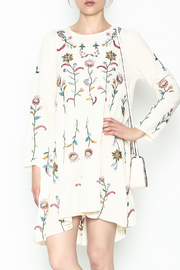 Fashion Pickle Raga Embroidered Dress - Product Mini Image