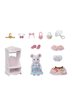 Calico Critters Fashion Play Set - Sugar Sweet Collection - Product List Image