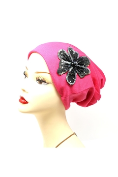 Shoptiques Product: Fashion Ponytail Beanie