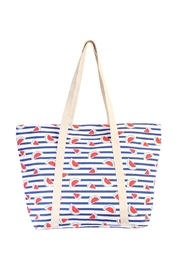 Riah Fashion Fashion-Print Tote Bag - Product Mini Image