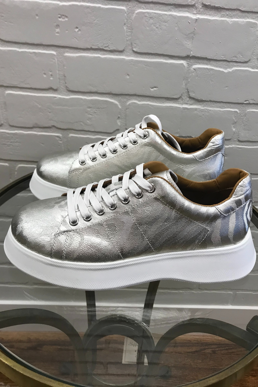 Cappelletti Fashion Sneaker - Front Full Image
