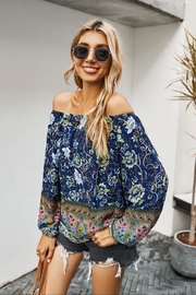 Fashion So Much Style Blouse - Product Mini Image