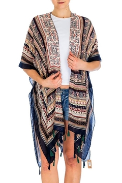 Shoptiques Product: Fashion Tribal Kimono
