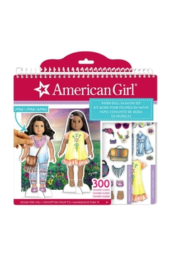 Shoptiques Product: American Girl Paperdoll