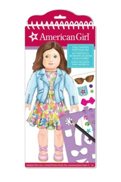 Shoptiques Product: American Girl Paperdoll Kit