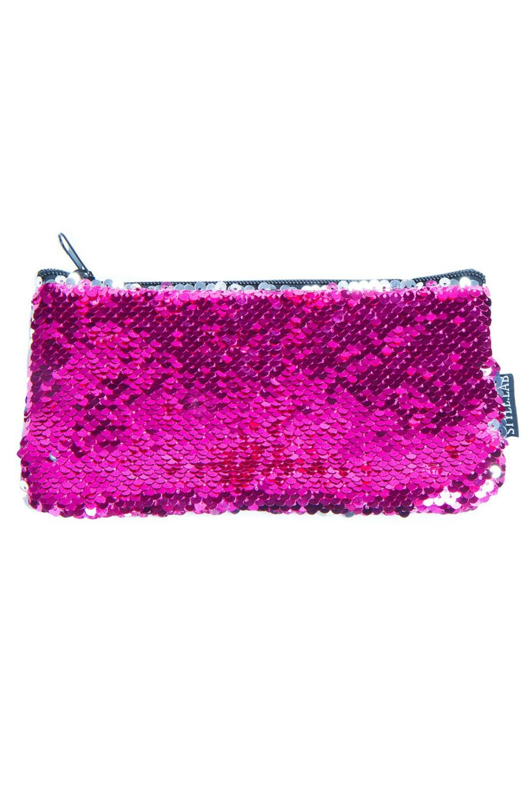 Fashion Angels Magic Sequin Pencil Pouch - Front Cropped Image