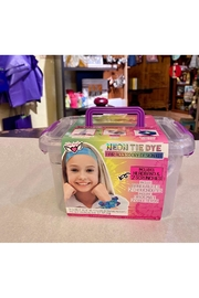 Fashion Angels Tie Dye Hair Accessory Kit - Product Mini Image