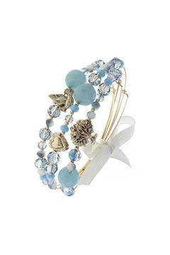 Shoptiques Product: Beaded Charm Bracelet