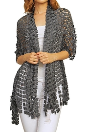 Fashion Bella Crochet Long Scarf - Product Mini Image
