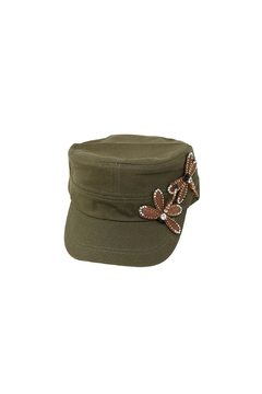 Fashion Bella Dragonfly Accent Cap - Product List Image
