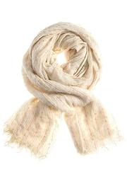 Fashion Bella Fuzzy Tip Scarf - Product Mini Image