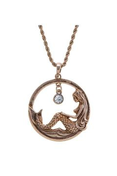 Shoptiques Product: Mermaid Cutout Necklace