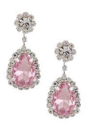 Fashion Bella Crystal Drop Earrings - Product Mini Image