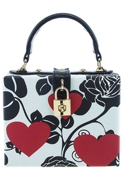 Fashion Bella Rose Mini Box-Tote - Product Mini Image