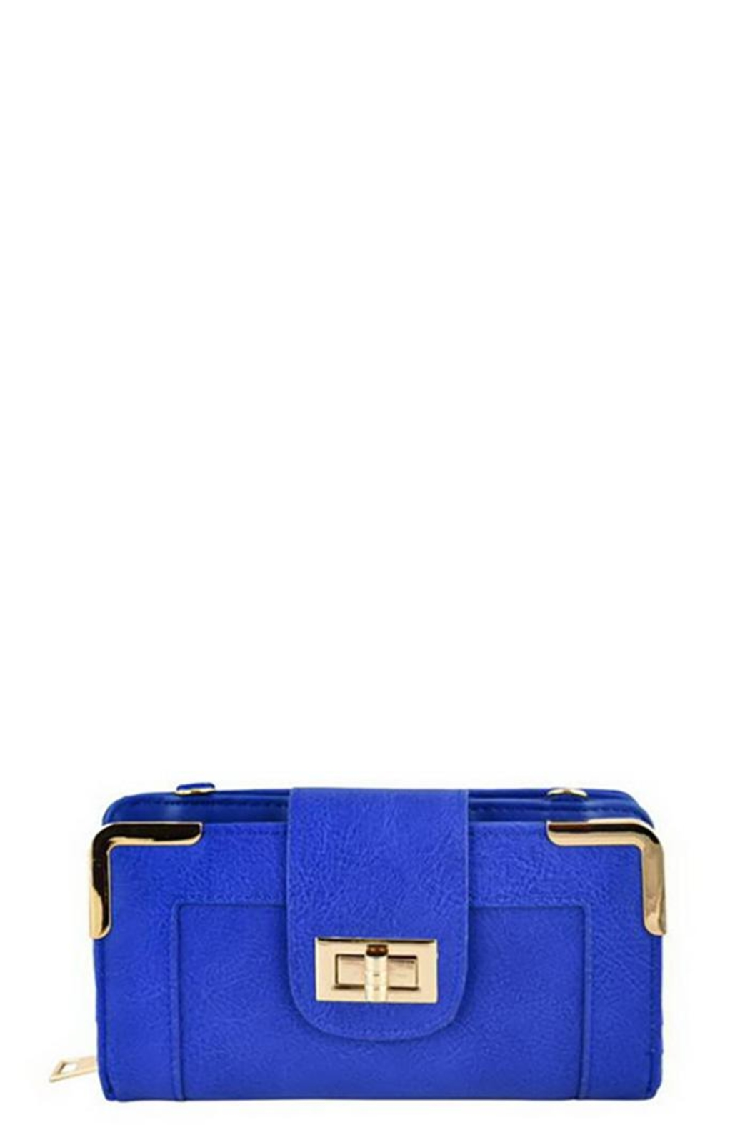 Fashion Bella Two Compartment Wallet - Main Image