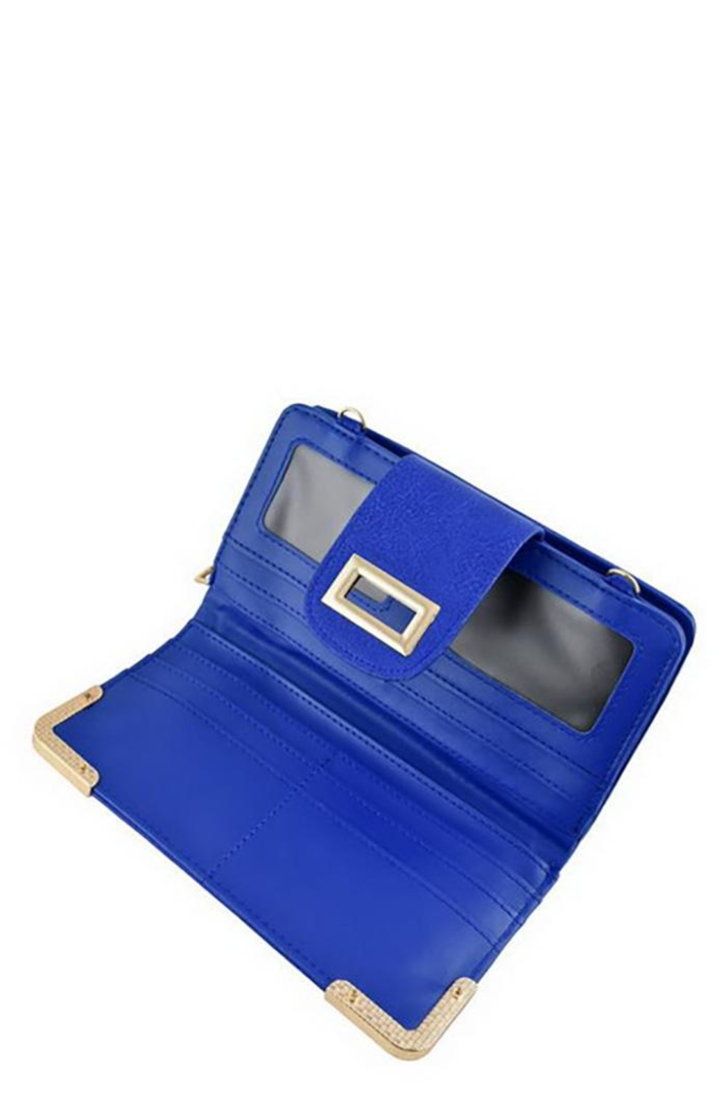 Fashion Bella Two Compartment Wallet - Front Full Image